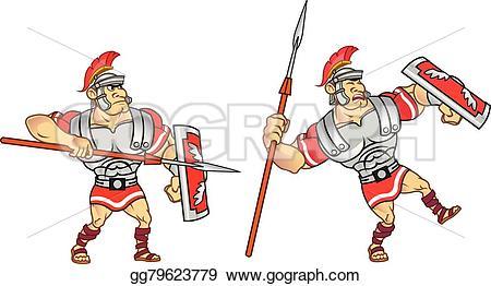 Roman Warriors clipart animated Animation Soldier  Roman Sprite