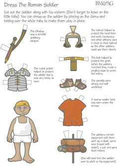 Soldiers clipart dress The Soldier pdf Make the