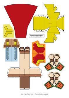 Roman Warriors clipart ks2 #3