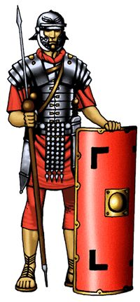Roman Warriors clipart ks2 #2