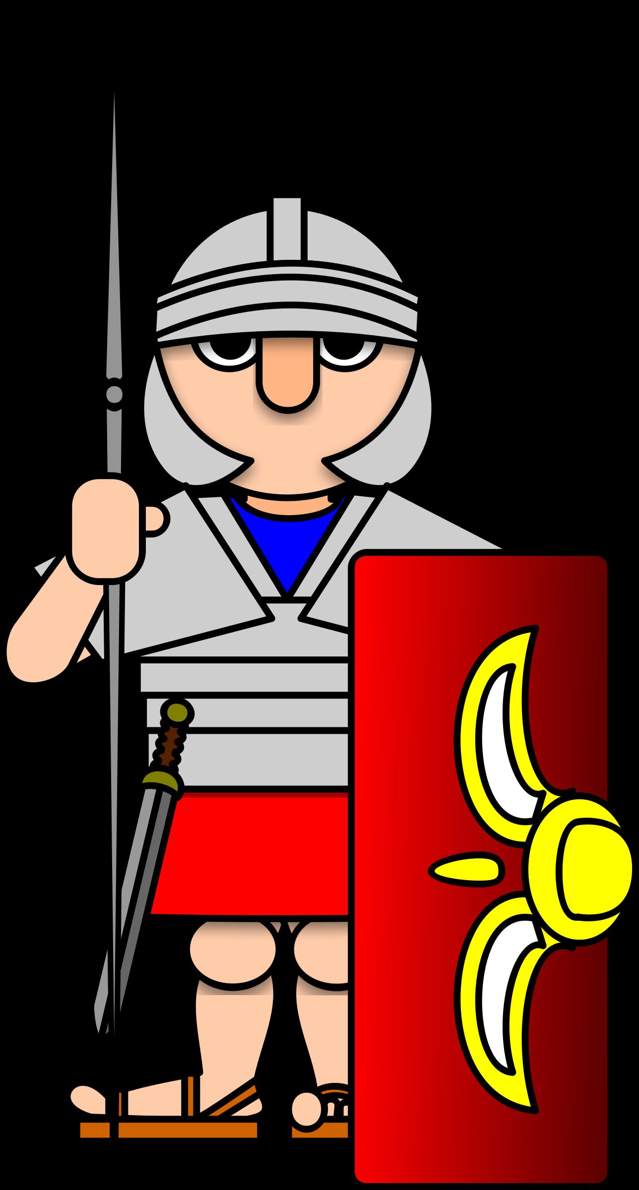 Soldier clipart roman Roman Soldier Roman Clipart Soldier