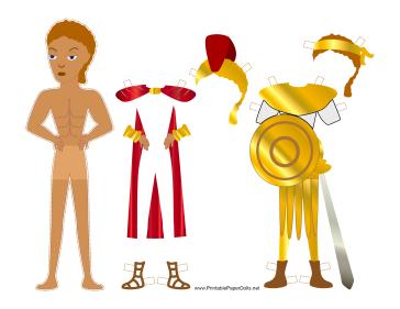 Rome clipart roman soldier #15