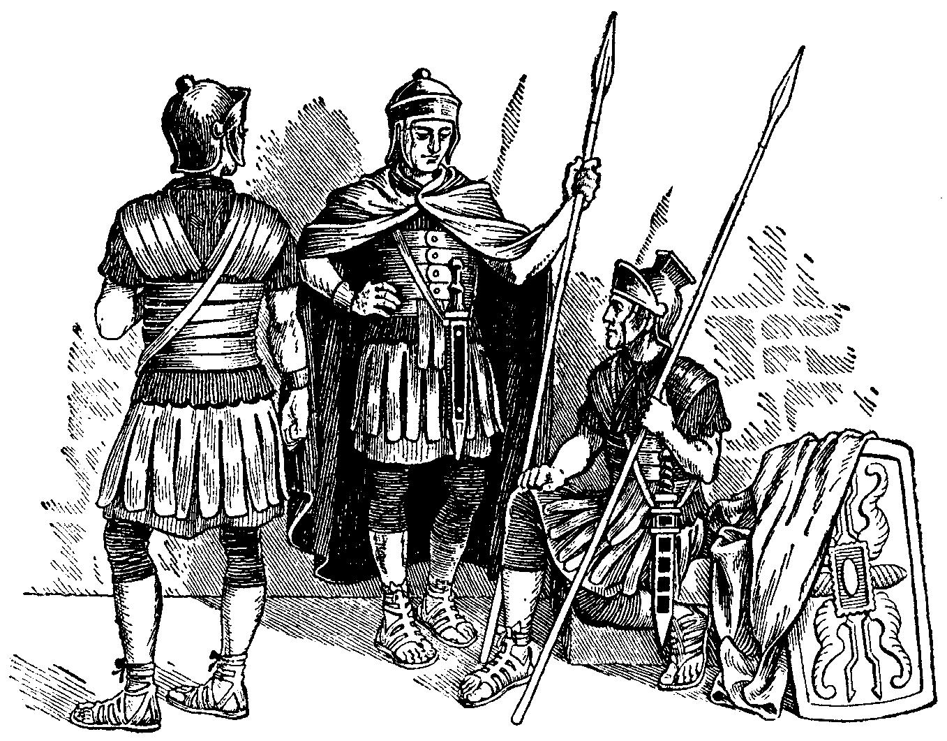 Rome clipart soilder Clipart « Roman Practica Soldier