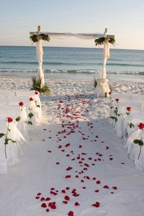 Romance clipart beach wedding #3
