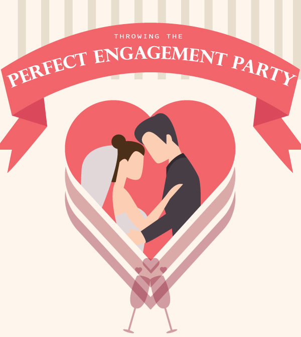Romance clipart engagement party Friends Wisdom and will If