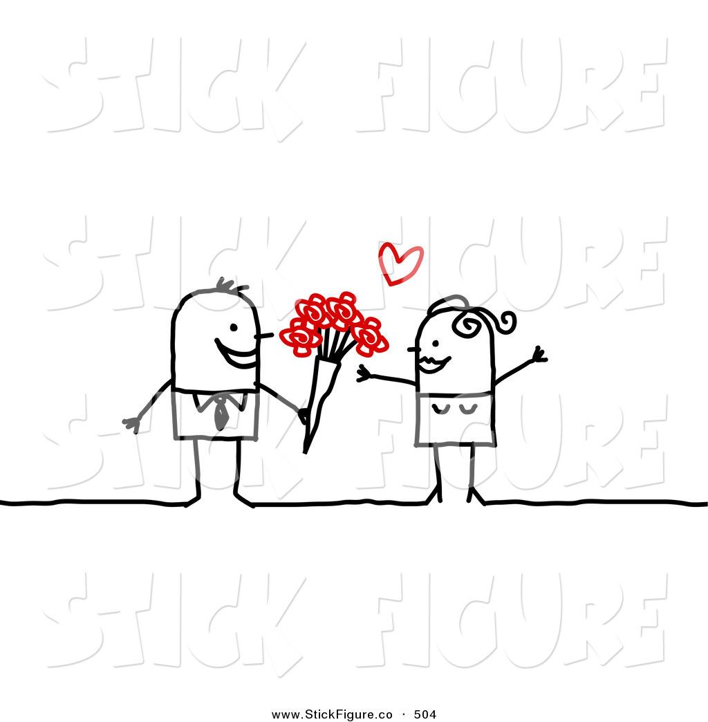 Romantic clipart lover #7