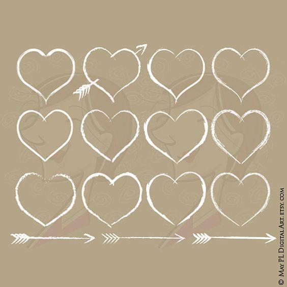 Romance clipart passion Rustic Passion Lovestruck Chalk