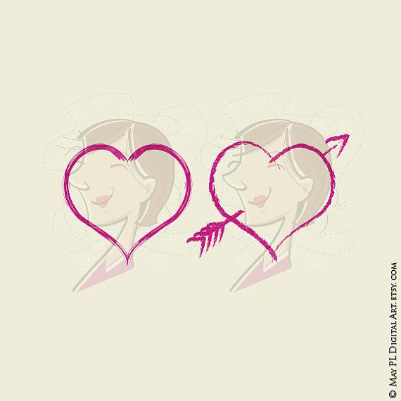 Romance clipart passion #3