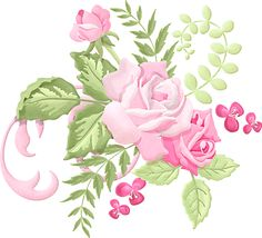 Romance clipart simple rose And Collection Romance Romance ART~FLORAL