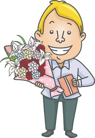 Romance clipart wedding celebration