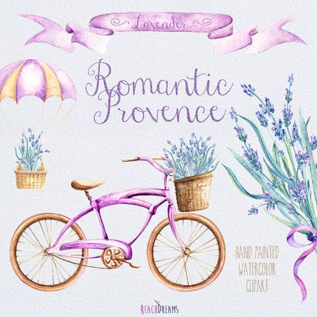 Romantic clipart wedding invitation #5