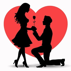 Romantic clipart lover #11