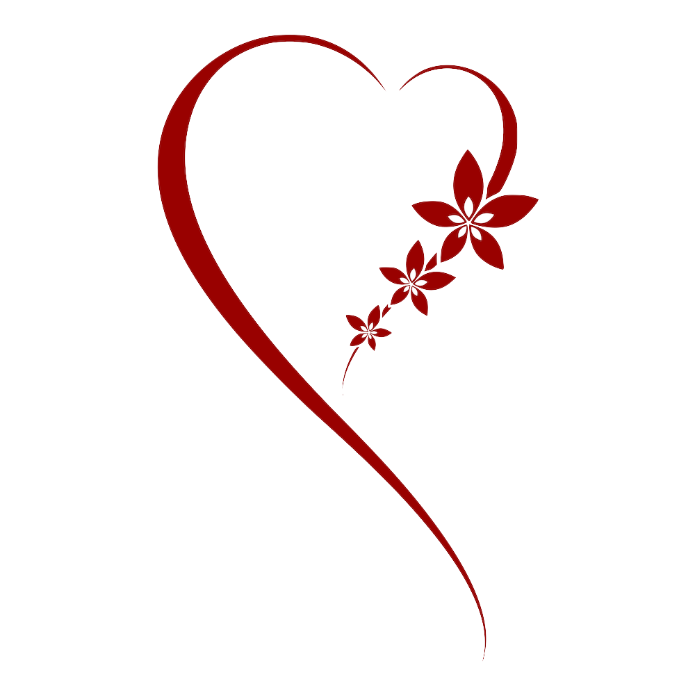 Romantic clipart three heart #10
