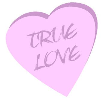 Romantic clipart true love #11