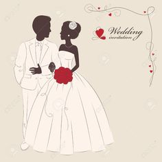 Romantic clipart wedding ceremony #3