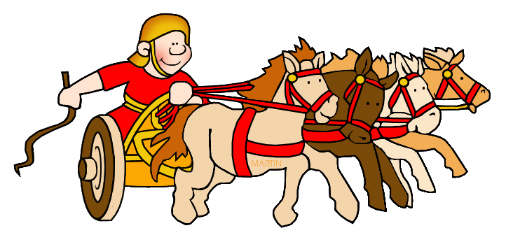 Greece clipart romulus and remus By Art Martin Rome Chariot