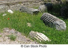 Rome clipart ancient ruin  Photographs ruins Stock Roman