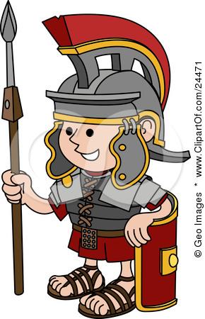Rome clipart armour Armor Clip Art Man Armor