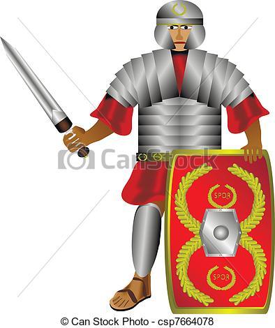 Rome clipart armour Of Legionnaire Legionnaire  white