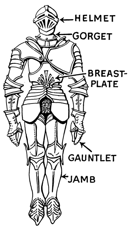 Rome clipart armour Download Labeled Clip Clipart Armor