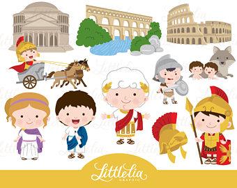 Rome clipart bread #8