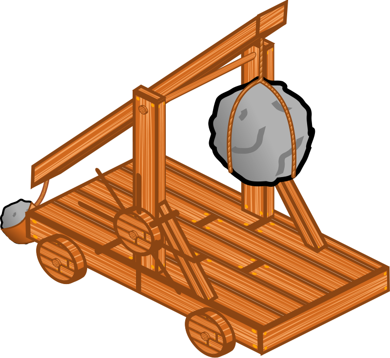Rome clipart catapult Cliparts Catapult Clipart Catapult