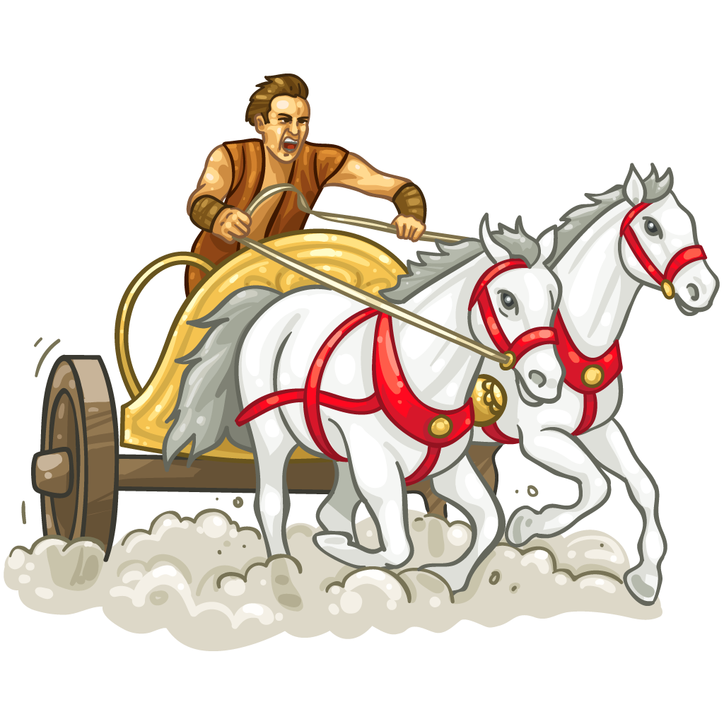 Rome clipart chariot racing  Item Detail :: ItemBrowser