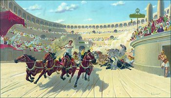 Rome clipart chariot racing Chariot chariot race Images and