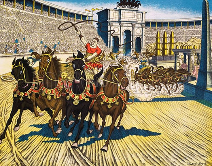 Rome clipart chariot racing Roman Recherche Google  Roman