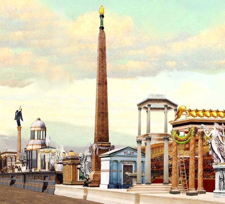 Rome clipart circus maximus #12