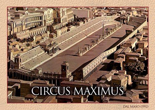 Rome clipart circus maximus #1