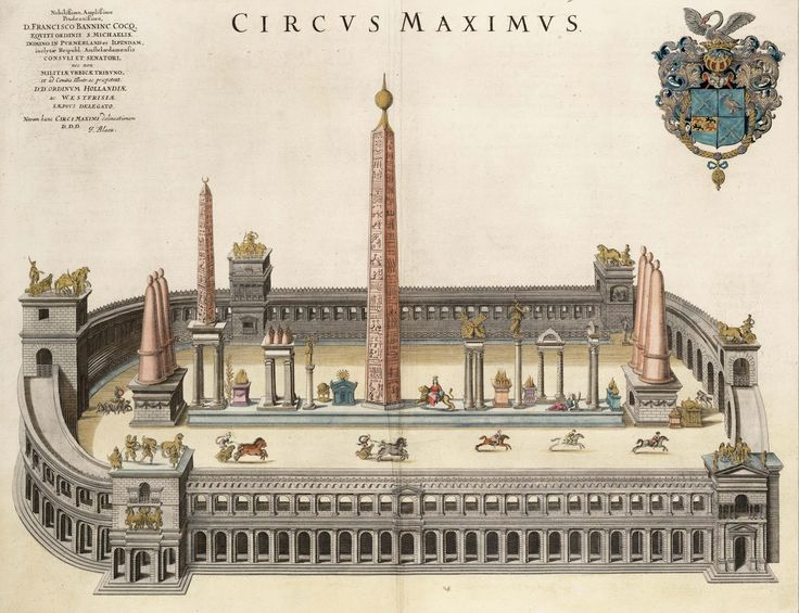 Rome clipart circus maximus #5