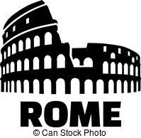 Rome clipart colosseum 1 Colosseum 712 rome Colosseum