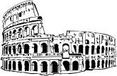 Rome clipart colosseum Graphics Coliseum MustHaveMenus( Clipart 2