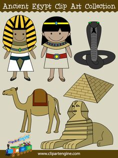 Rome clipart egyptian boy Egypt and Mexico Japan the