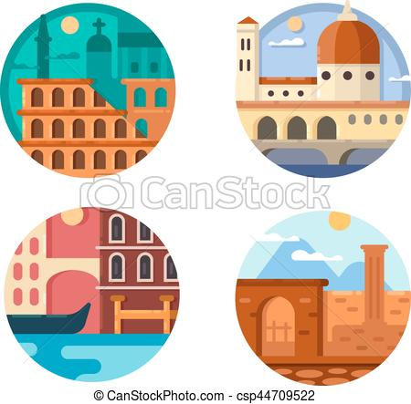 Rome clipart pixel Vector 128 and of Illustration