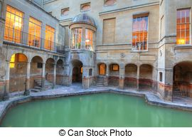 Rome clipart public baths Beautiful view of Photography of