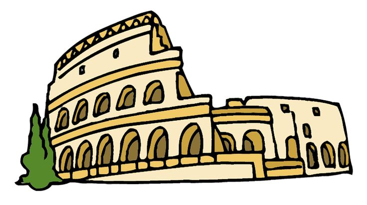 Rome clipart reading Roads Rome Rome Ancient History