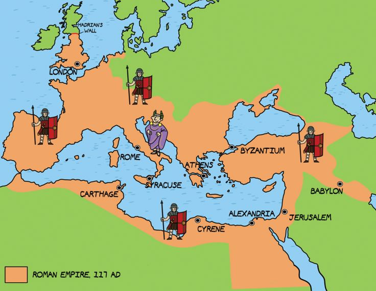 Rome clipart roman empire #7