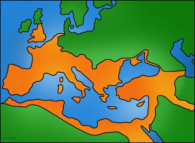 Rome clipart roman empire #6