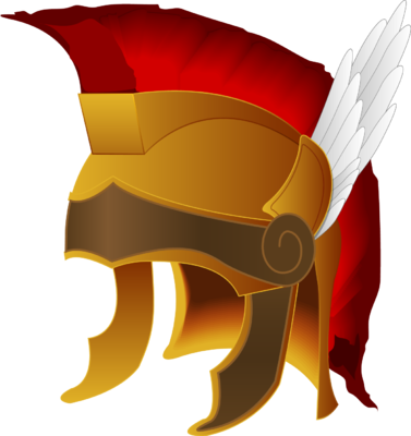 Rome clipart roman helmet On by  Prezi Shaff