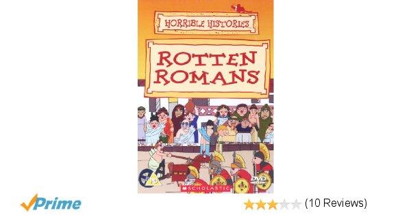Rome clipart rotten #11