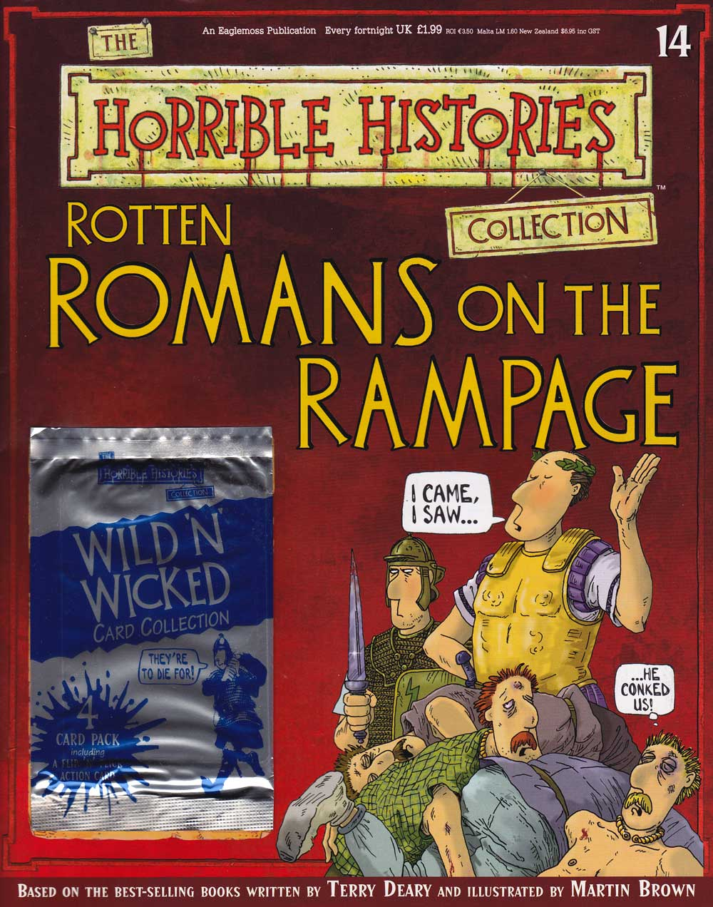 Rome clipart rotten FREE Rotten the Horrible Romans