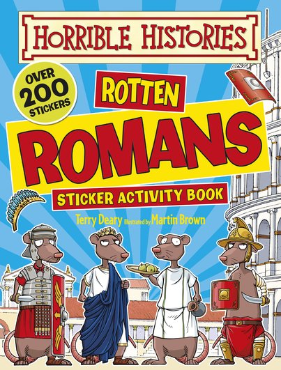Rome clipart rotten Romans Martin Histories Horrible Brown