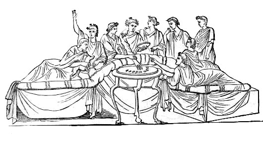 Rome clipart rotten The Roman Blog! 4's Meal