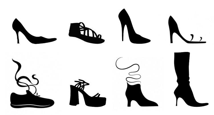 Sandal clipart chappal Heel women thick Rome job