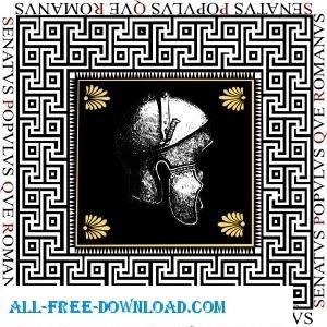 Rome clipart spqr Download Art Clipart Clip Antique