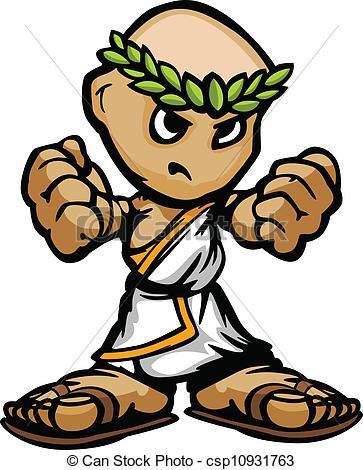 Rome clipart toga #8