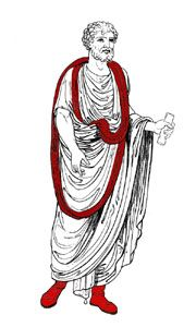 Rome clipart toga Broad Ancient Rome the in