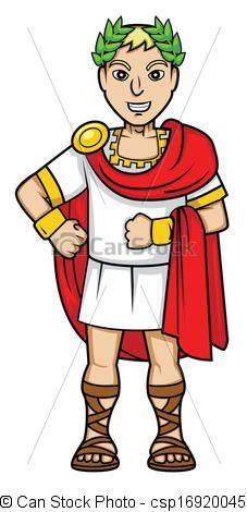 Rome clipart toga #2